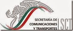 SCT.gob.mx Portal Secretaria de COmunicaciones y transportes en mexico en linea