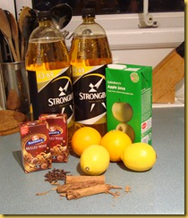 In which I make mulled Cider