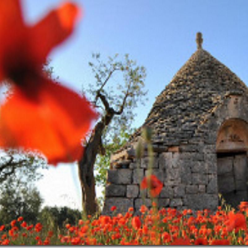 Trullos bellezas de la arquitectura popular italiana