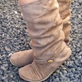 womens slouchy boots