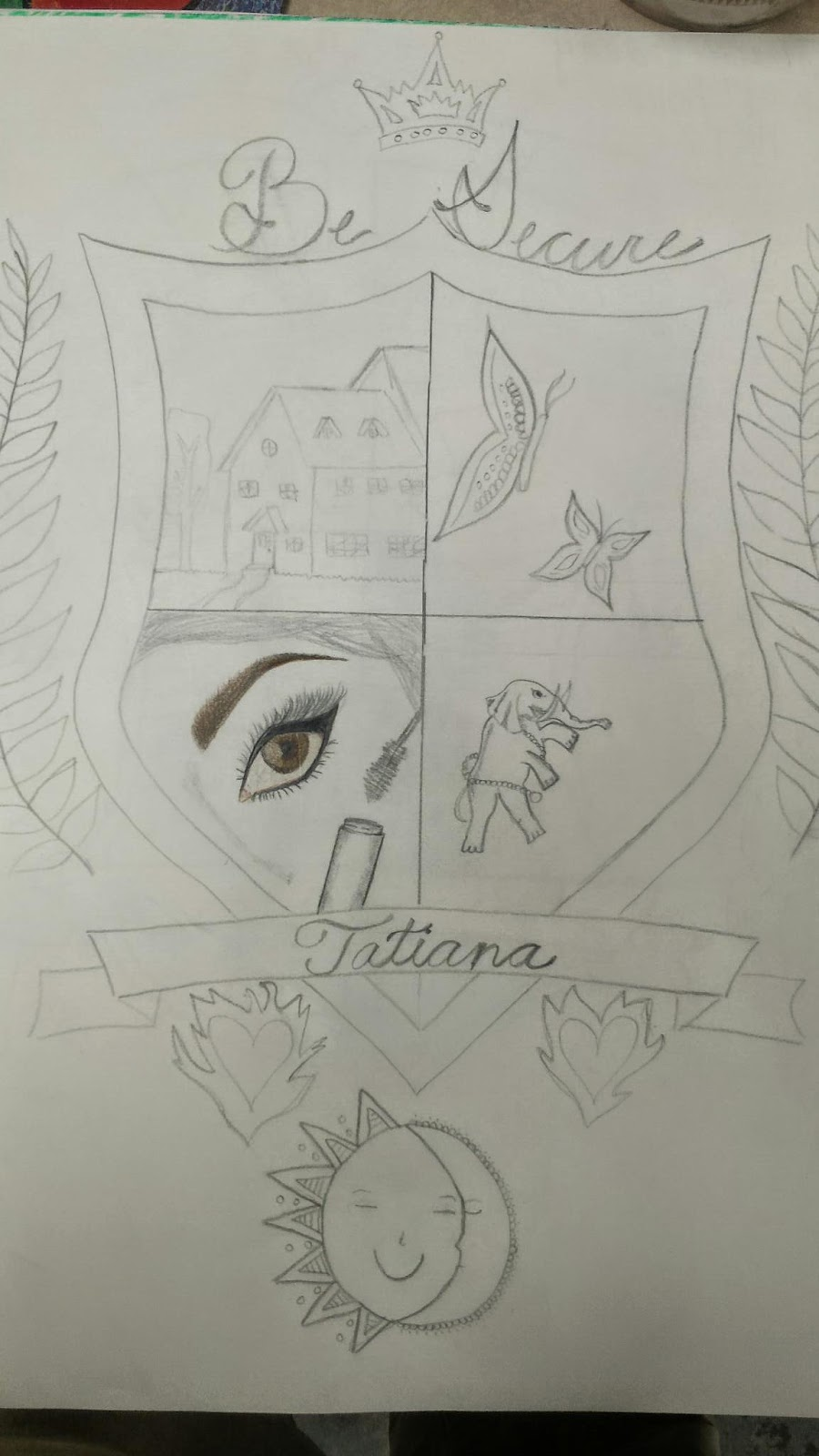 Mr Mintart Personal Coat Of Arms Project