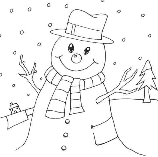 Bola o muñeco de nieve