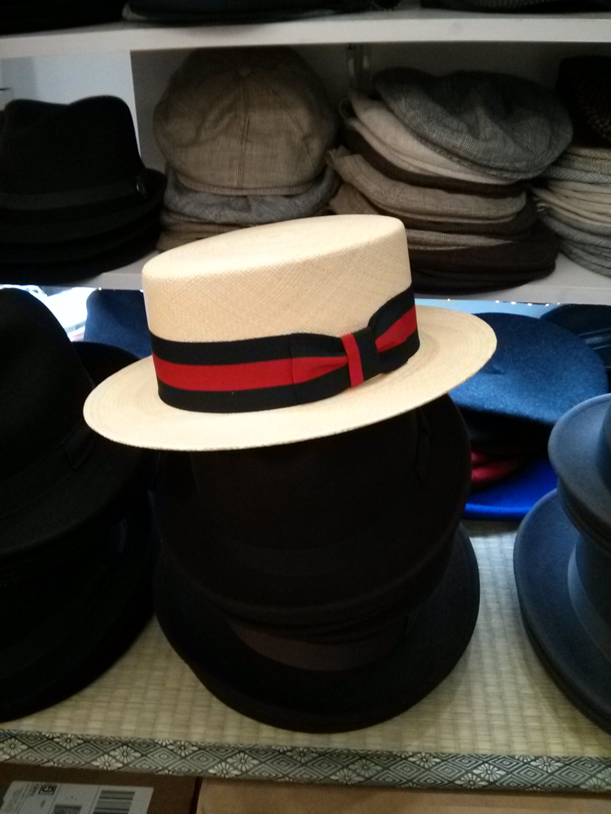 The Hat House   Buy Boater Hats and Skimmer Hats in New Hork 2f21ea8c9ee