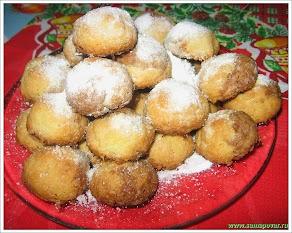 Готовое печенье Инь-Янь. www.samapovar.ru