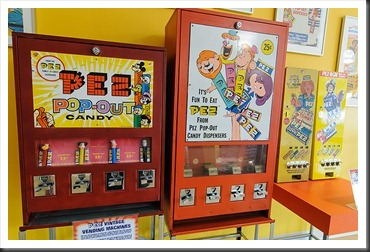 PEZ Vending Machines