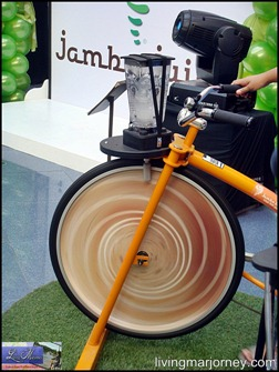 Jamba Juice: Gimme' Five for a Mango Seedling Campaign