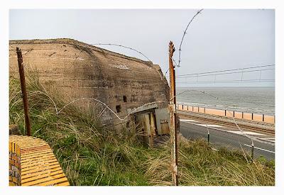 LP: Atlantikwall - Stp Tirpitz (Museum Raversyde) - Bunker zum Flankenschutz
