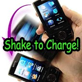 Shake Charge Battery PRANK App