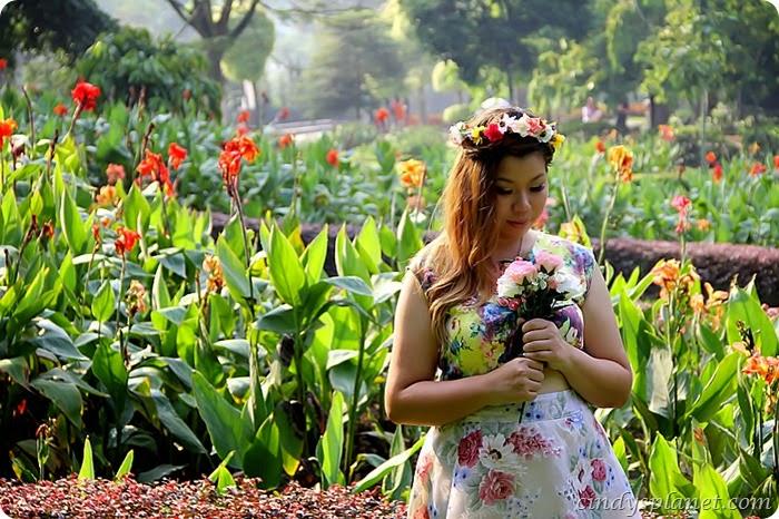 lake garden prewedding photo (1)