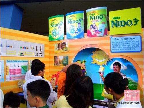 Nido-3 -Science-Discovery-Center