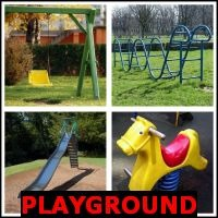 PLAYGROUND- Whats The Word Answers