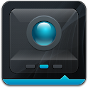 Dark Blue GO LauncherEX Theme icon
