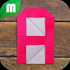 ABC Origami icon