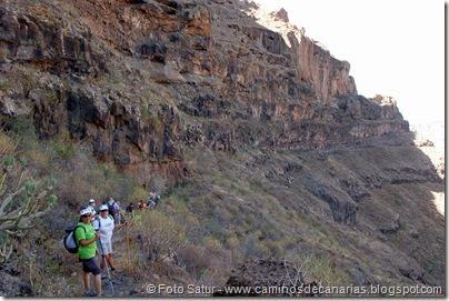 6692 Carrizal Tejeda-La Aldea(Andén Mesa Junquillo)