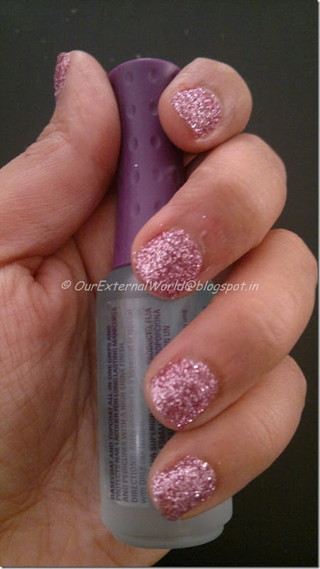 Nnails-light-purple-glitter-with-top-coat