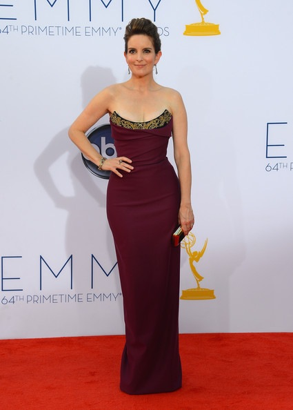 Tina Fey 64th Annual Primetime Emmy Awards
