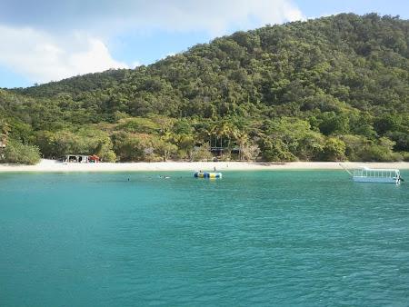 Imagini Cairns- una din multele insulite de la Marea Bariera de Corali