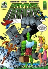 P00005 - Savage Dragon 05 Aleta Añ
