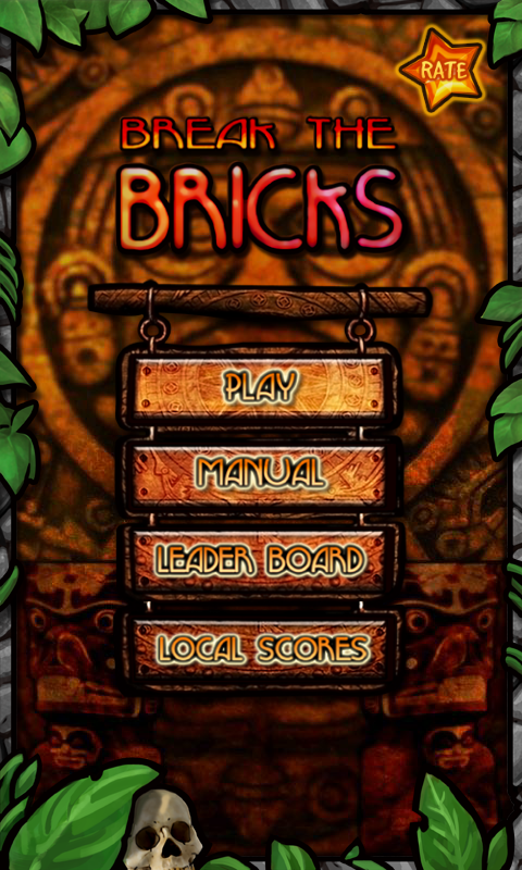 Break the Bricks- screenshot