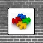 Photo Puzzle LWP Free icon