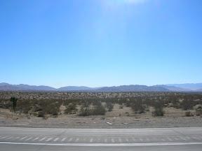 036 - Desierto entre California y Nevada.JPG