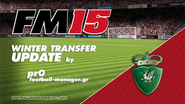 Winter Transfer Update Football Manager 2015 pr0