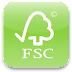 FSC = SUSTAINABLY HARVESTED
