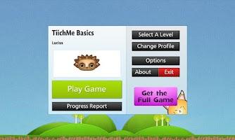 Screenshot of Basics for Toddlers Free