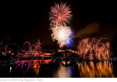 'Tivoli Garden fireworks' photo (c) 2008, Stig Nygaard - license: http://creativecommons.org/licenses/by/2.0/