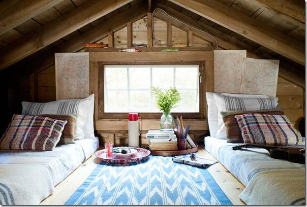 piccoli spazi cottage sul lago 46 mq case e interni