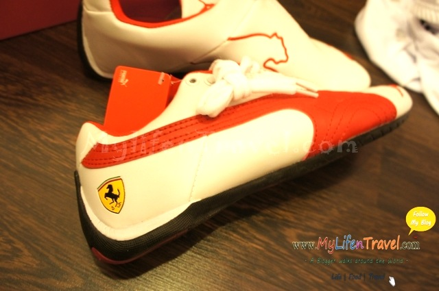 Ferrari Future Cat M1 shoe 07