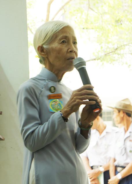 DSC06419 Lễ Hiệp kỵ   Lễ Huý Nhật Cư sĩ Sáng lập viên GĐPT Việt Nam   Tâm Minh Lê Đình Thám