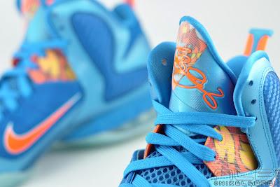hot sale online a4804 cde72 fire lion   NIKE LEBRON - LeBron James Shoes