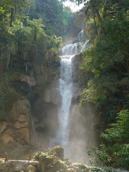 Obiective turistice Luang Prabang: Cascada Kuang Si