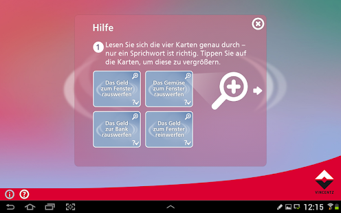 Sprichwortquiz – die App Lite - screenshot thumbnail