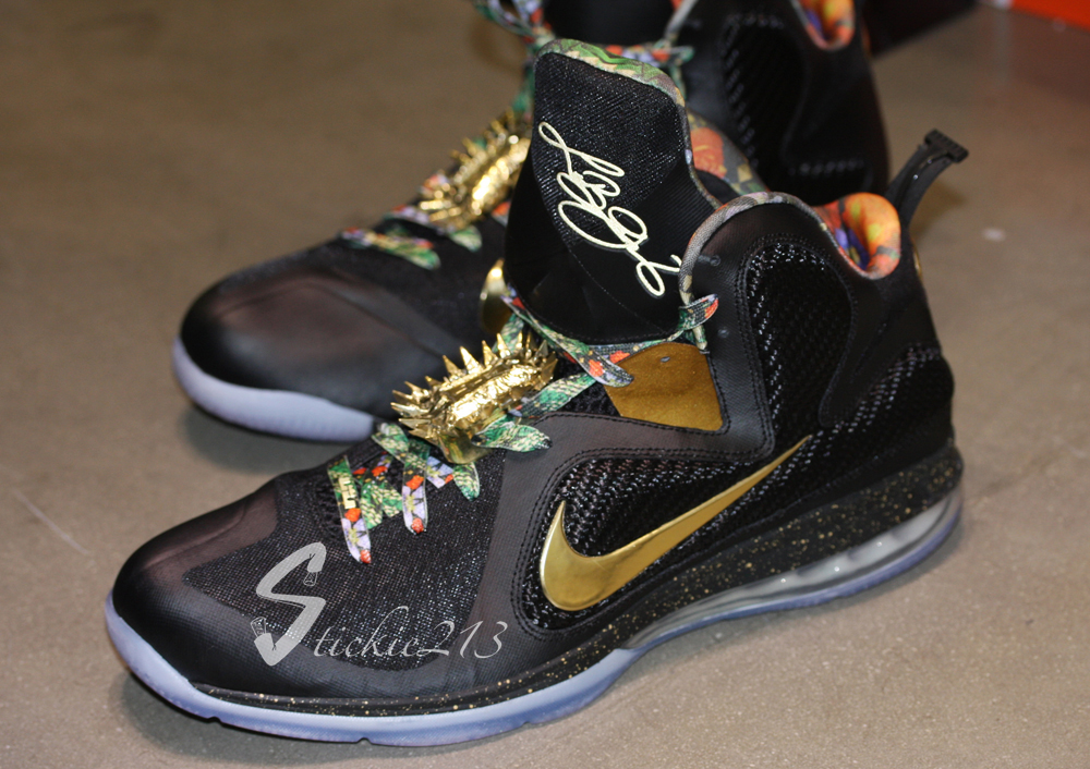 on sale 37e15 0a9f6 Online sales Nike Lebron 9 Christ the King PE