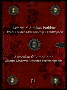 Armenian Folk Medicine Cover