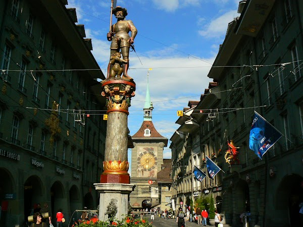 Obiective turistice Elvetia: Kramgasse