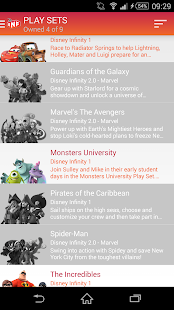 玩免費書籍APP|下載My Disney Infinity Collec. Pro app不用錢|硬是要APP