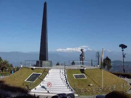 Obiective turistice India: Batasia Loop Darjeeling