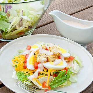 recipe: what salad goes with thousand island dressing [12]
