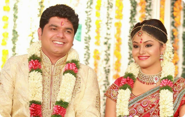 shritha sivadas marriage