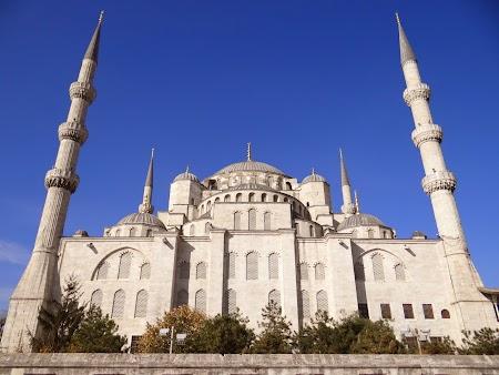 Obiective turistice Istanbul: Sultanahmet