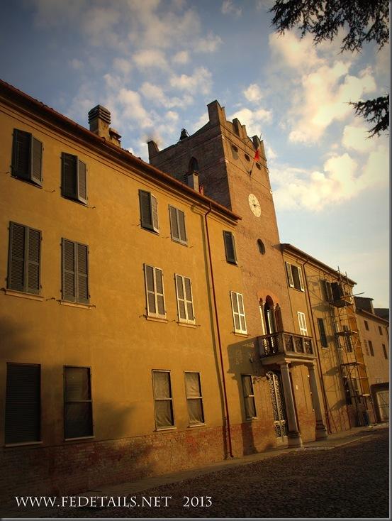 Delizia della Diamantina 1, Vigarano Pieve, Ferraara, Emilia Romagna, Italy - Property and Copyrights of FEdetails.net