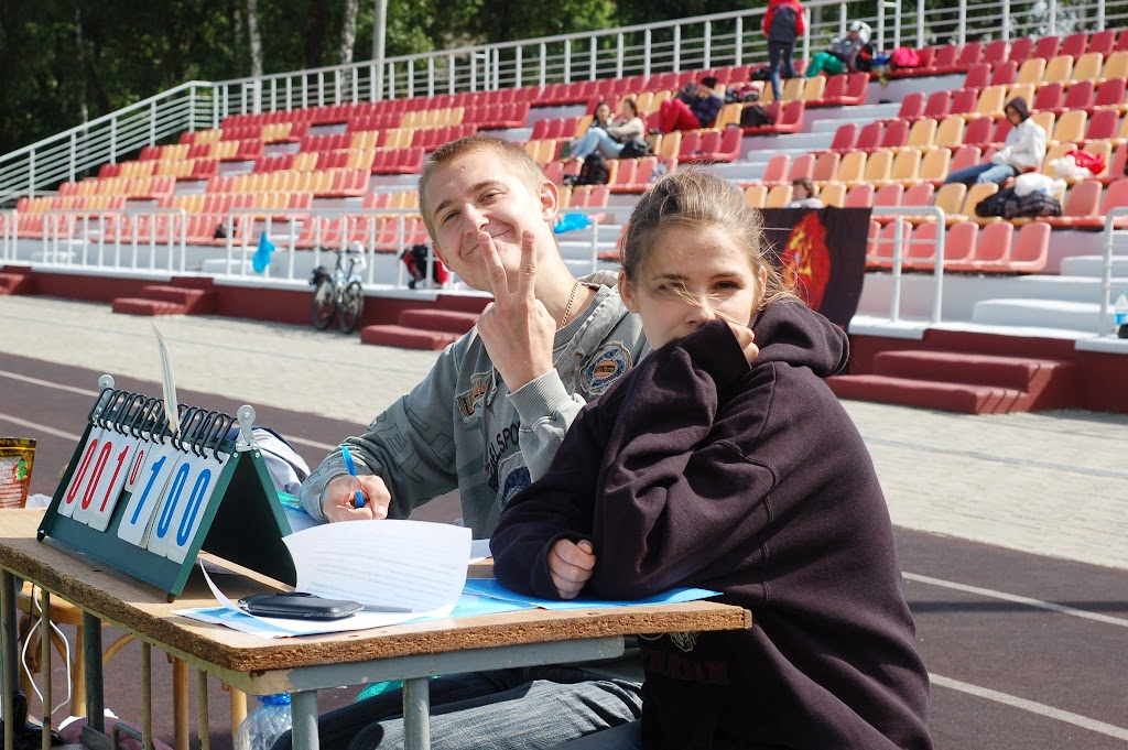 Открытый чемпионат Беларуси по алтимату 2012