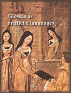 Glossas as artificial languages Cover