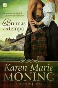 Brumas do Tempo, por Karen Marie Moning