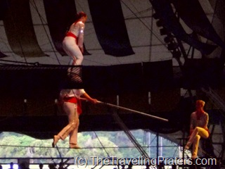The FSU Circus at Callaway Gardens