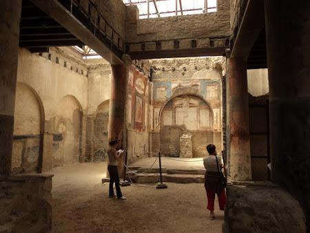 45. Herculaneum - Vila romana.JPG