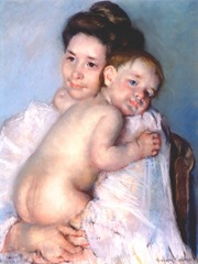 Mary Cassatt The Young Mother